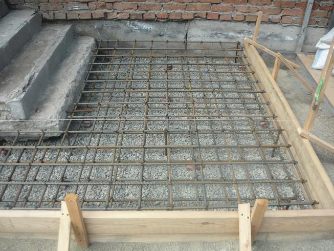 Заливание бетона фибробетон в30