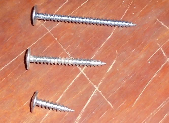 Саморезы по металлу 4,2мм с прессшайбой